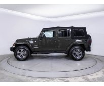 02 JEEP WRANGLER UNLIMITED 2015