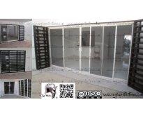 Regio Protectores - Instal en Fracc.Puertas Plegables 49