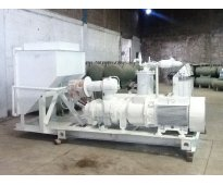 Compresor marca gardner denver de 125 hp . unidad de compresion (tornillo) lubri...