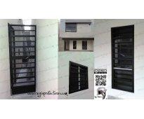 Regio Protectores - Instal en Fracc.Cerradas Casa Blanca 258