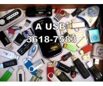 Péliculas a USB en GDL...