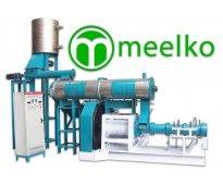 Extrusora para pellets alimento para gatos 3000-4000kg/h 132kW - MKEW200B