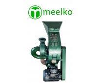 Molino triturador de biomasa a martillo gasolina 60 kg - MKH198A