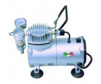 COMPRESOR MINI, MOTOR 1/8 HP,  110V, MONOFASICO