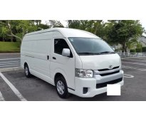 Toyota Hiace Panel 2015