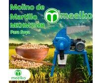 Molino de martillo MKHM158B para soya