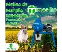 MKHM158B (Molino de martillo) - comida de conejo