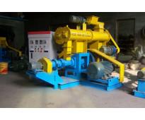 320-400kg/h 22kW - MKEW080B Extrusora para pellets flotantes para peces