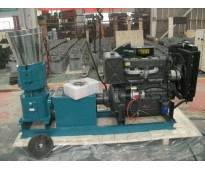 Peletizadora 300 mm 55 hp DIESEL para concentrados balanceados 600-750 kg/h - MK...