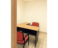 Ven a conocer nuestra oficina disponible.