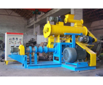 Extrusora para pellets flotantes para peces 500-580kg/h 37kW - MKEW090B