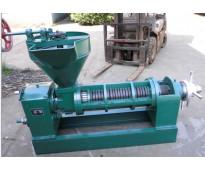 Prensa extrusora de oleaginosas extracción de aceites 550-700 kg/hr