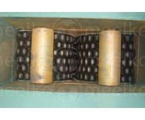 8 Toneladas hora - MKBC08 Prensa para hacer carbón en briquetas