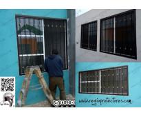 Regio Protectores - Instal en Fracc:SIERRA VISTA