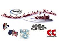 Valvulas industriales de compuerta ,Tubería industrial, Conexiones, Sistema Ranu...
