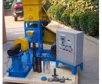 60-80kg/h 11kW - MKED050C Extrusora para pellets alimentación gatos