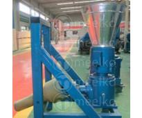 MKFD150P Peletizadora 150mm 8hp PTO para concentrados balanceados 80-120kg