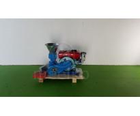 (Máquina) Peletizadora 200 mm 15 hp DIESEL 200-300 kg/h - MKFD200A