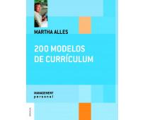 LIBRO: 200 modelos de currículum 2ed - Martha Alles