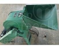 (Tallos Secos) Molino triturador de biomasa a martillo eléctrico 360 kg - MKH198...