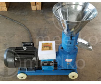 4kw para concentrados balanceados Peletizadora 120 mm eléctrica 60-100 kg/h - MK...