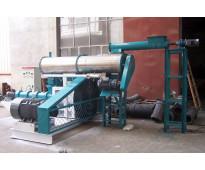 Máquina Extrusora para pellets flotantes para peces 1700-2000kg/h 90kW - MKEW160...