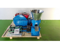 Máquina para concentrados balanceados Peletizadora 230 mm 22 hp