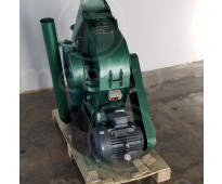 (Arroz) a martillo Molino triturador de biomasa eléctrico 360 kg - MKH198B