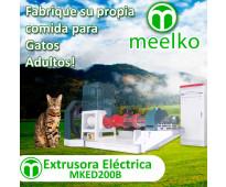 Extrusora para alimento de gatos 1800-2000kg/h 132kW - MKED200B
