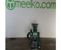 (Granos de Maíz) a martillo Molino triturador de biomasa eléctrico 360 kg - MKH1...