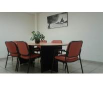 Te damos el mejor servicio en renta de oficinas.