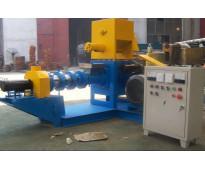 MKED080B Extrusora para pellets alimentación gatos 200-250kg/h 22kW