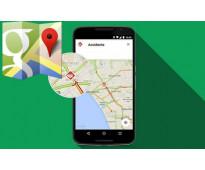 UBICACIONES VÍA GPS EN TABASCO