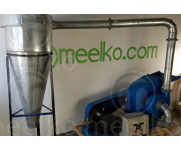 (Cobayo) Molino triturador de biomasa a martillo eléctrico hasta 1500 kg hora -...