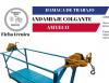 HAMACA DE TRABAJO CON 2 MALACATES AMYECO