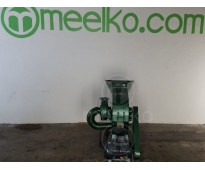 (Granos de Café) a martillo Molino triturador de biomasa eléctrico 360 kg - MKH1...