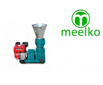 100-120kg/h - MKFD150G Peletizadora 150mm 7.5 hp Gasolina para alfalfas y pastur...