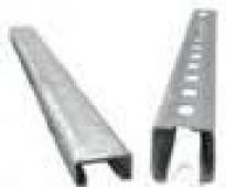 Perfil unicanal gavanizado 4x2 y 4x4