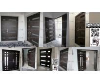 Regio Protectores - Instal en Fracc:Puertas Contemporaneas 965