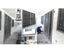 Regio Protectores - Instal en Fracc:Amberes Residencial 984