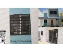 Regio Protectores - Instal en Fracc:Recova Residencial 1041