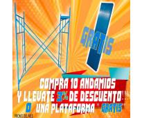Promoción Andamio.