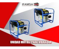 venta de vibrador para concreto motor Mpower