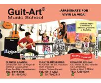 Clases de Canto. Guit-Art