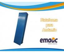 PLATAFORMAS PARA ANDAMIOS 2.20X45