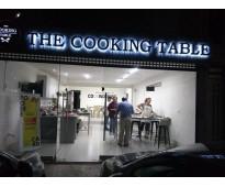 Emprende en la gastronomía