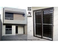Regio Protectores - Instal en Fracc:Cerradas Magenta 1788