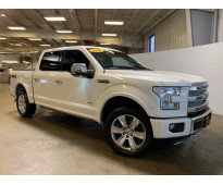 FORD PLATINUM F150 2016