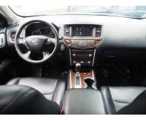 Urgent 2017 Nissan Pathfinder Platinum for sale