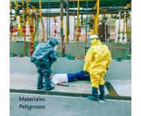 Curso Identificación, manejo y emergencias de materiales peligrosos